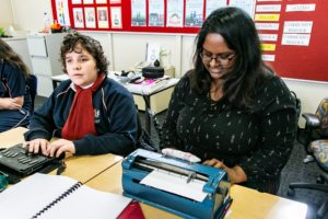 Braille Literacy Code Reading and Writing